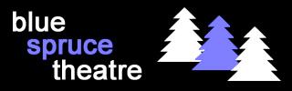 Blue Spruce Theatre Logo