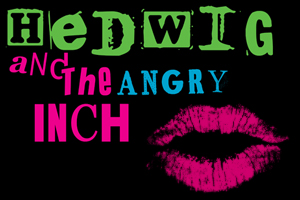 Hedwig and the Angry Inch Logo